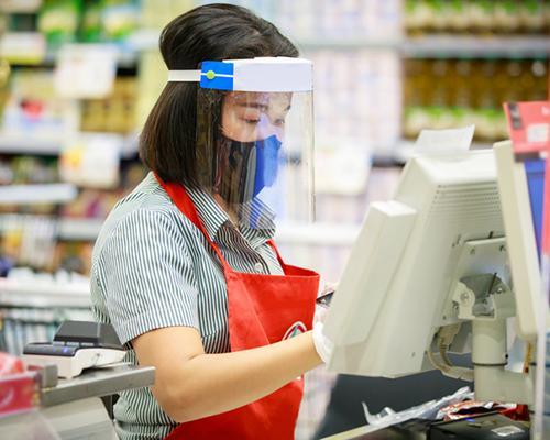 Masked checkout