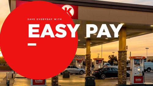 Circle K Easy Pay