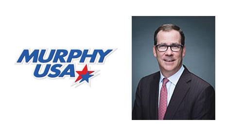 Murphy USA CEO Andrew Clyde