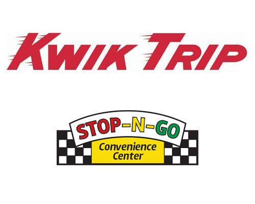 Kwik Trip & Stop-N-Go logos