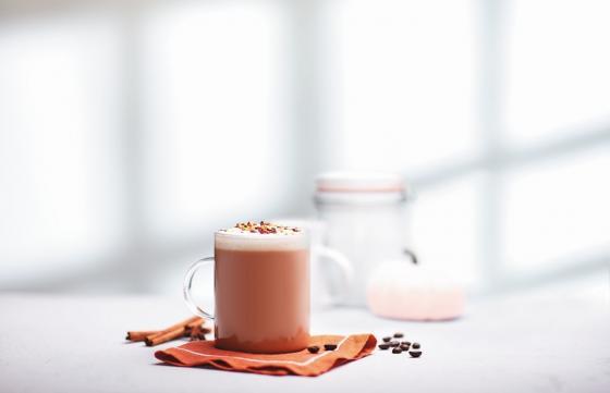 7-Eleven pumpkin spiced coffee