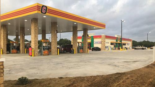 CEFCO Convenience Stores location in Nolanville, Texas