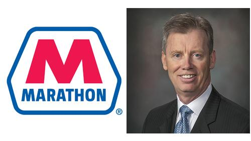 Marathon Petroleum Corp. CEO Mike Hennigan