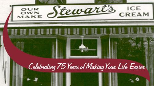 Stewart's Shops Marks 75th Anniversary With Weeklong Celebration