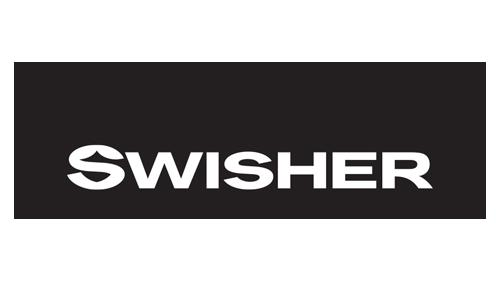 New logo and corporate identity for Swisher