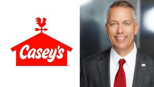 Casey's President & CEO Darren Rebelez