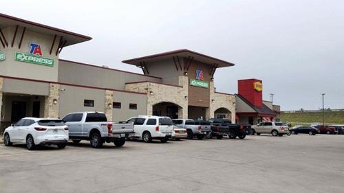 TA Express in Carthage, Texas
