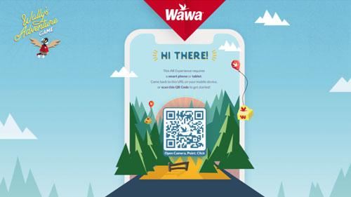Wawa Enhances Kids Meals With Augmented Reality Experience