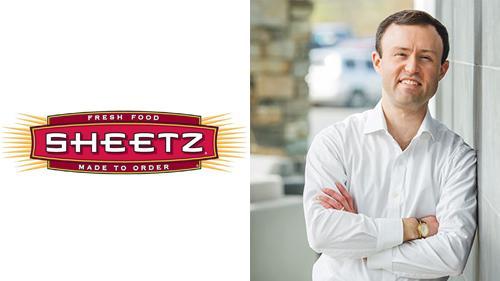 Sheetz promoted Adam Sheetz to executive vice president of operations.