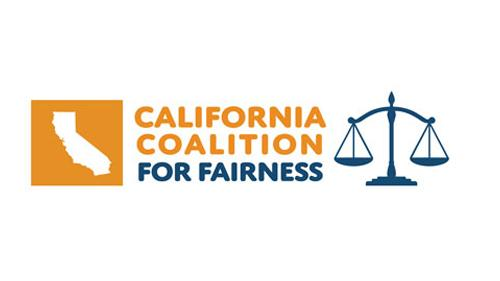 California Coalition for Fairness logo