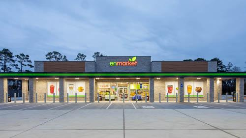 Enmarket opened its latest new store Jan. 7 in Pooler, Ga.