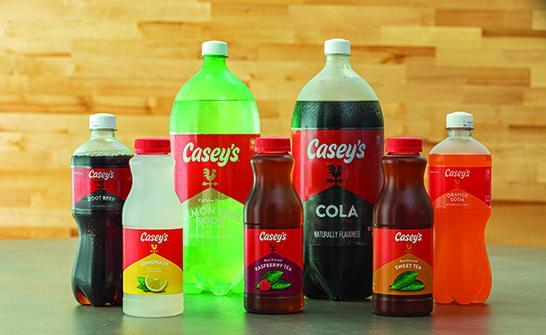 Casey's private-label beverages