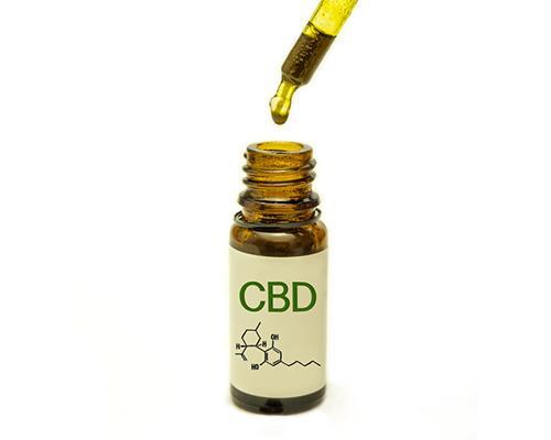 CBD oil stock