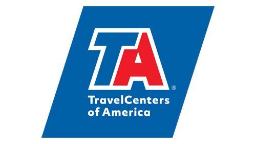 TravelCenters of America corporate logo