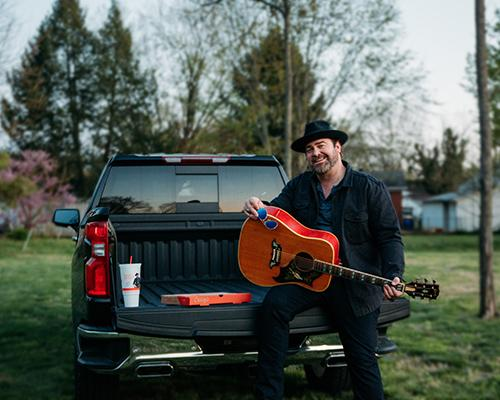 Academy of Country Music multiple award-winning artist Lee Brice