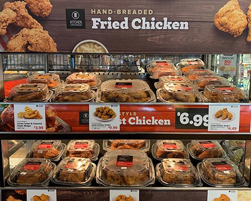 Kwik Trip fried chicken
