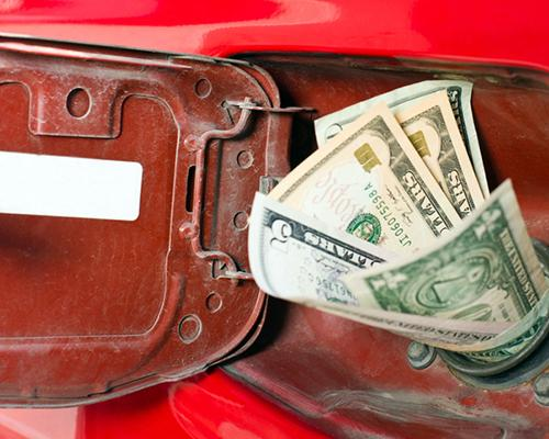 Increasing gas prices