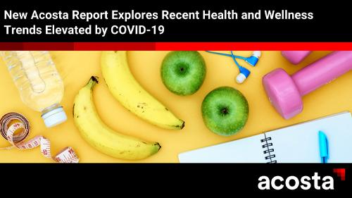 Acosta's COVID-19 Has Elevated the Health & Wellness Trends of Recent Years