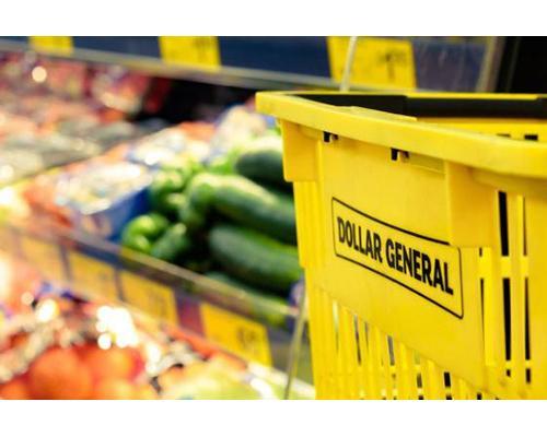 Dollar General fresh produce