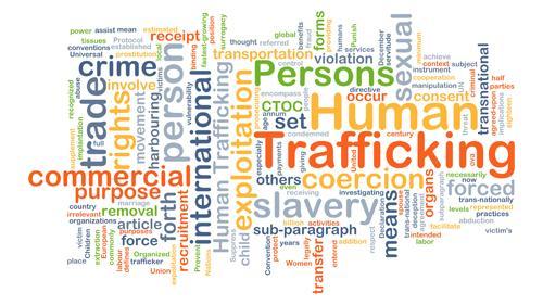 Human trafficking definition