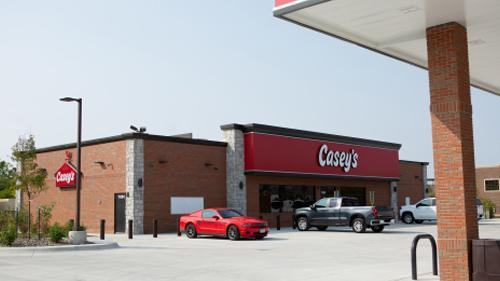 Casey's General Stores exterior