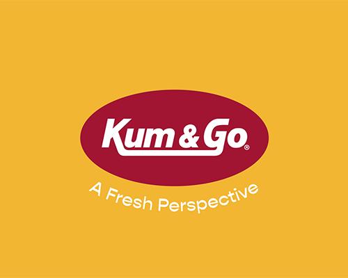 Kum & Go refreshed logo