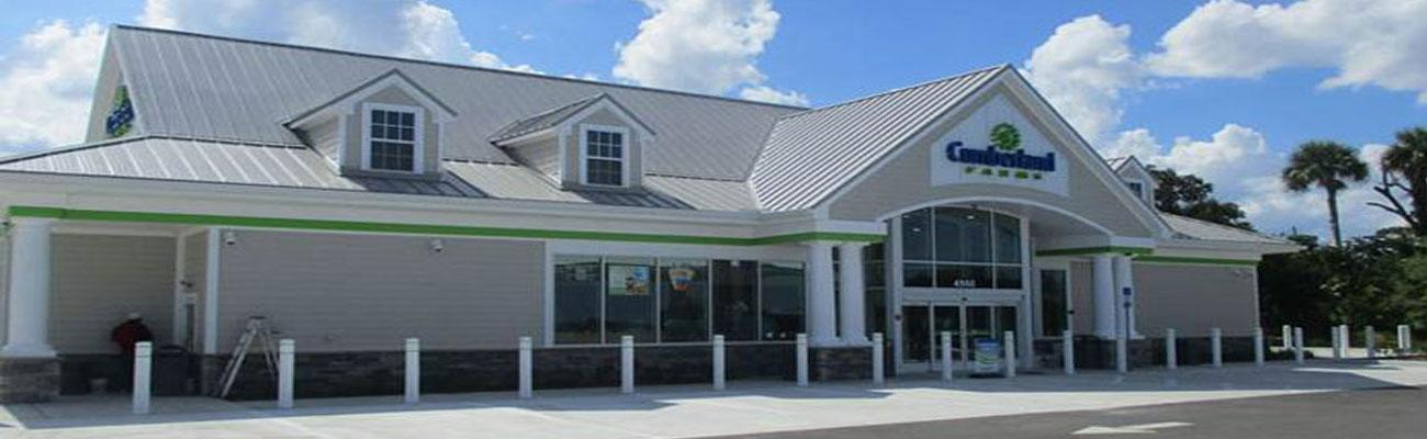 Cumberland Farms Titsuville, Fla., exterior