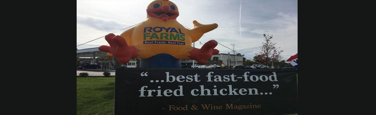 Royal Farms best chicken