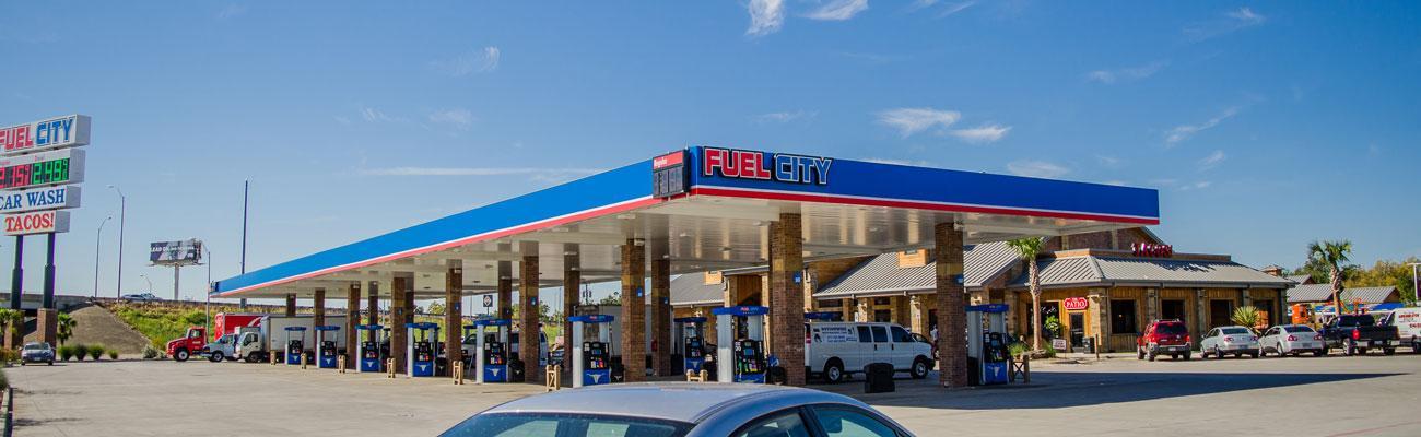 Fuel City exterior