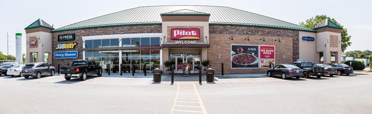 Pilot Flying J store 411 storefront