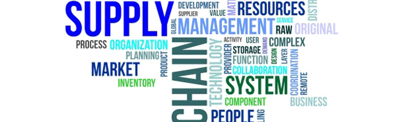 words describing supply chain management