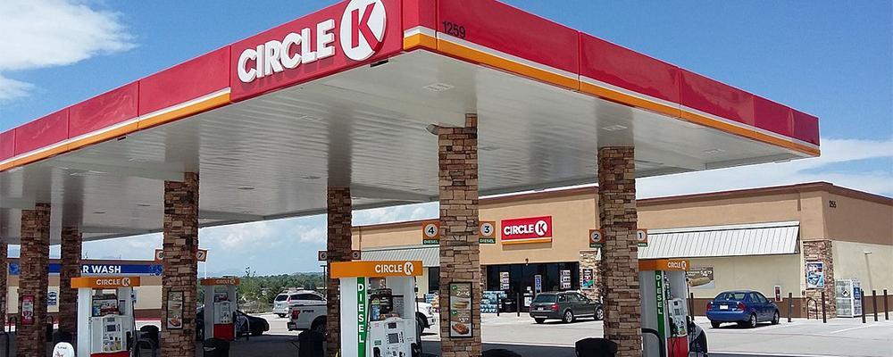 Circle K exterior
