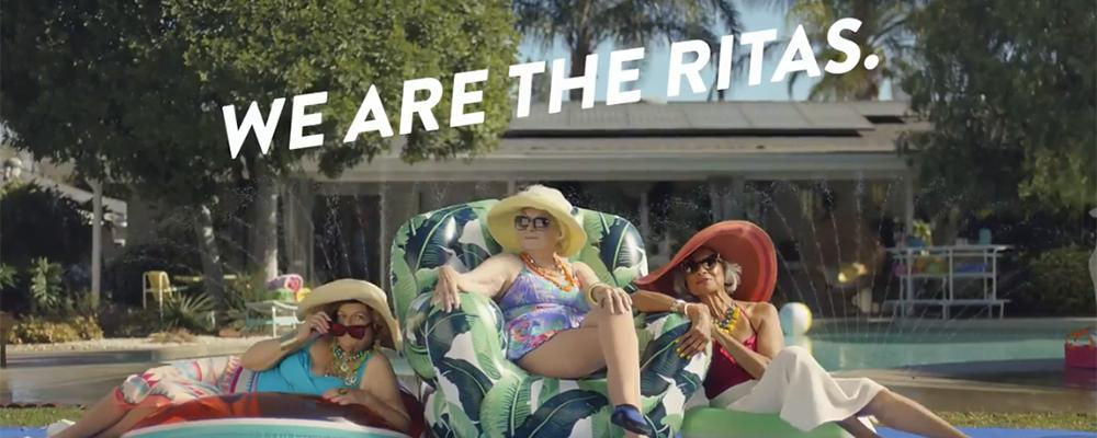 """Lima-A-Rita's """"The Ritas"""""""