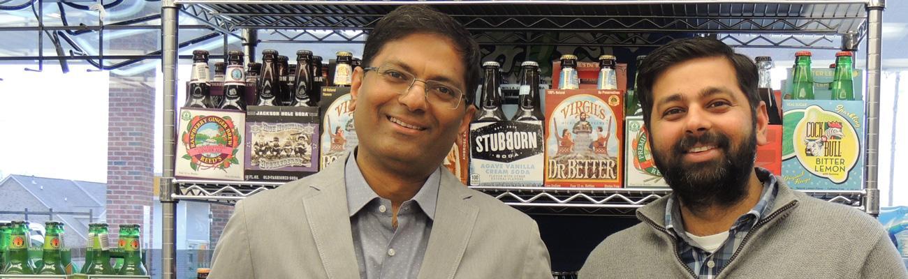 Kulin and Kunal Patel of Value & Variety