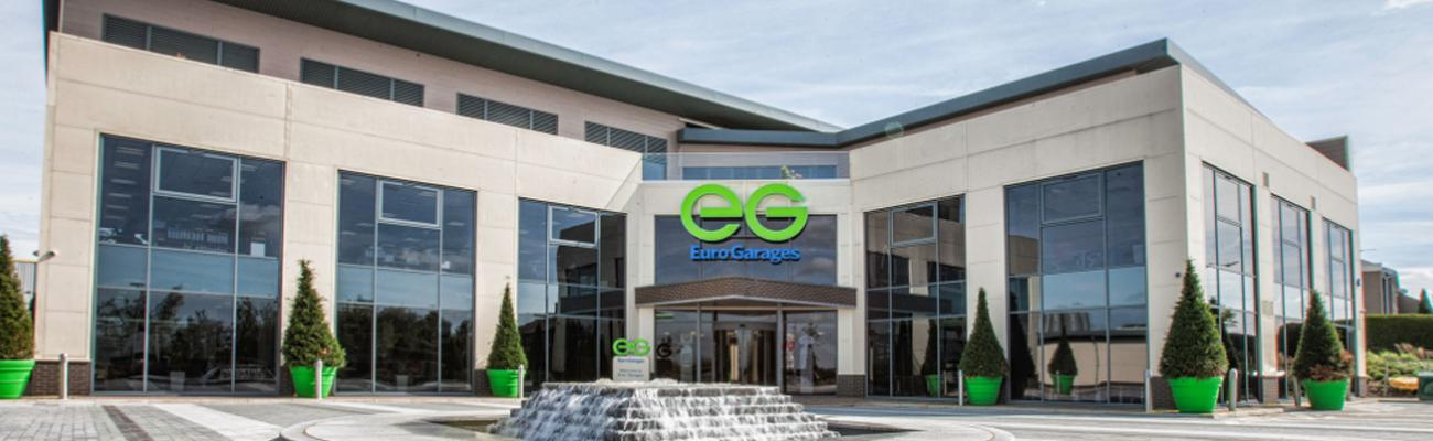EG Group's headquarters in the U.K.