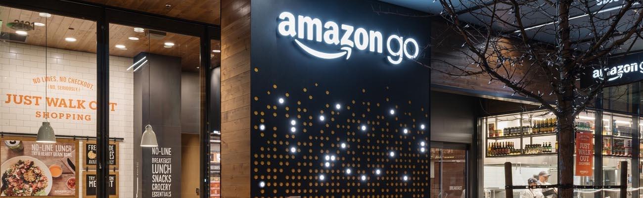 Amazon Go exterior