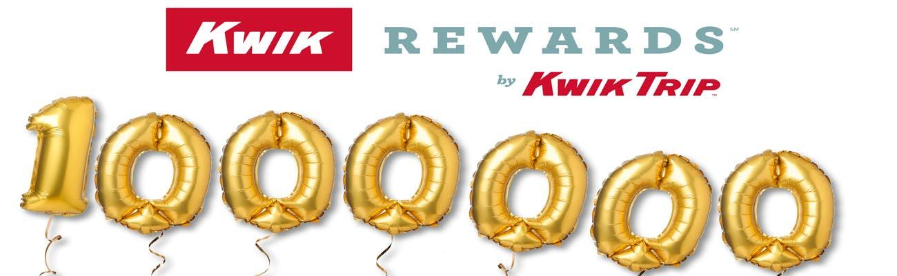 Kwik Trip/Kwik Star's Loyalty Program Hits 1M Members