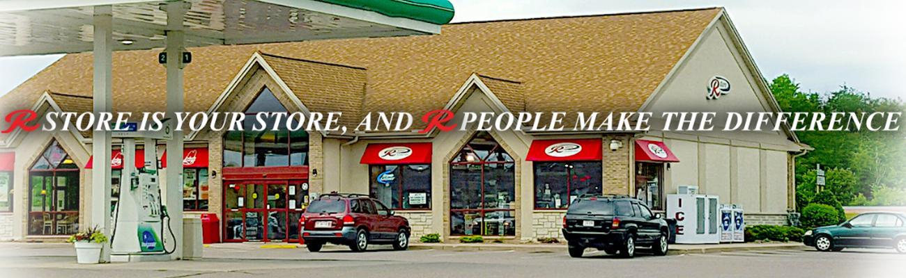 R-Store exterior