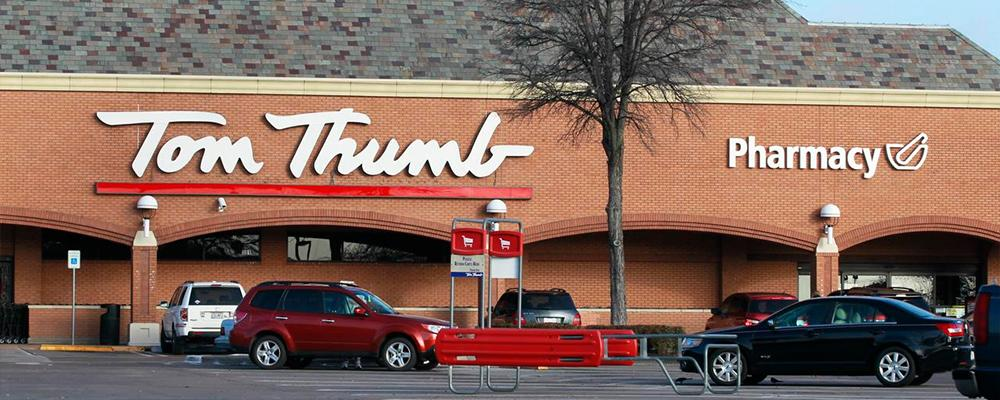 Tom Thumb supermarket