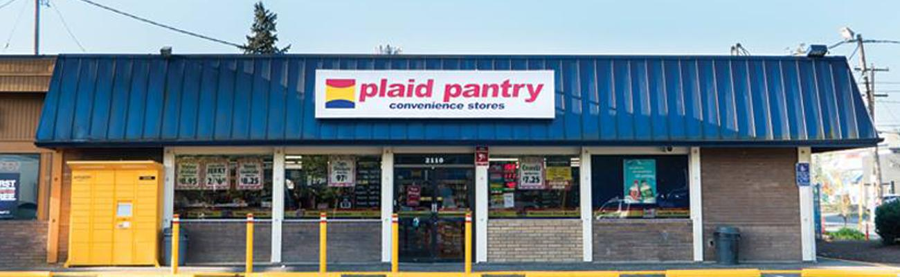 A Plaid Pantry convenience store