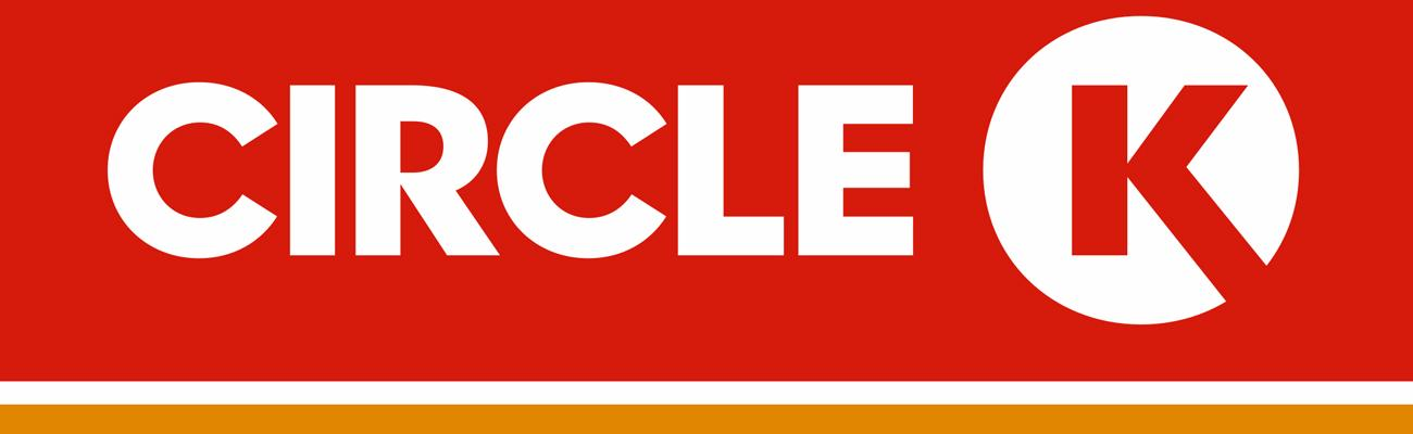 The new Circle K brand logo