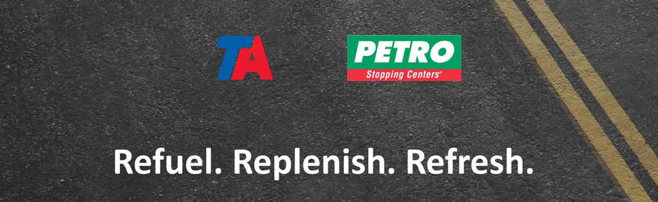 TA and Petro travel centers