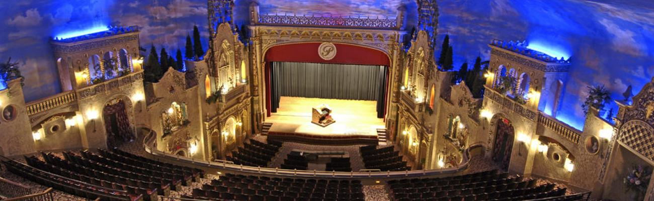 Paramount Theatre in Anderson, Ind.