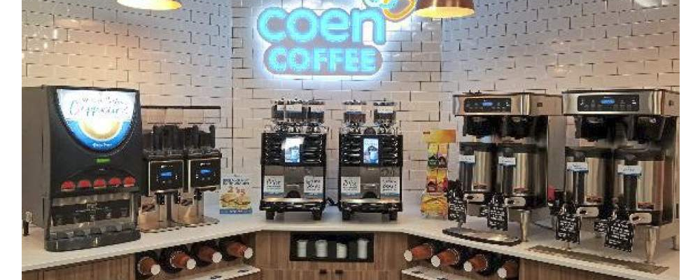 Coen Markets Coffee