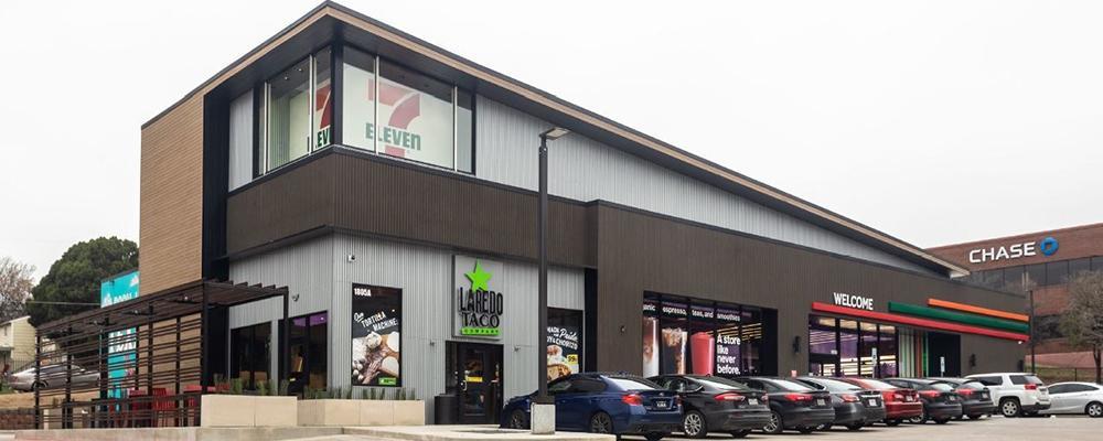 7-Eleven's new lab store