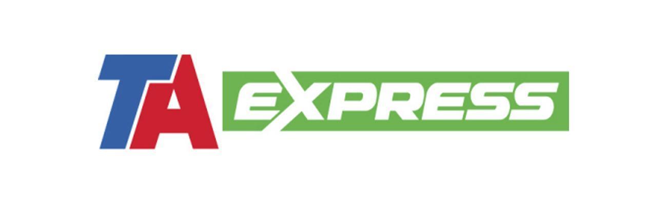 TA Express logo