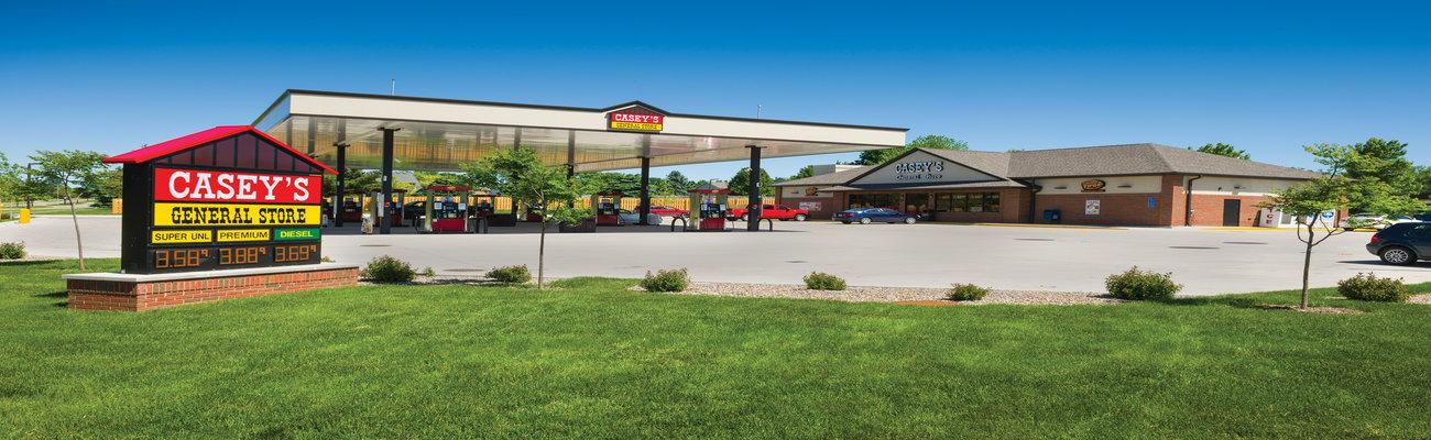 A Casey's General Stores convenience stores