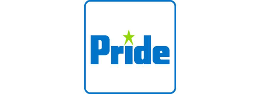 Pride logo hero