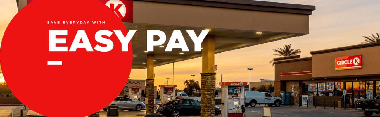 Circle K Easy Pay loyalty program