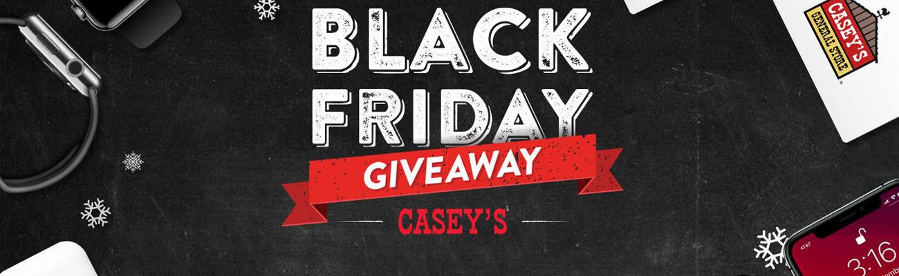 Casey's General Stores Black Friday Deal